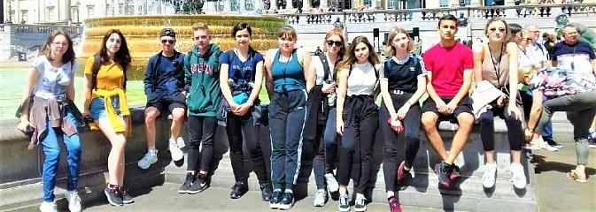 Od zagranicznych staży po europejskie wojaże młodzieży z wodzisławskiego Ekonomika - Serwis informacyjny z Wodzisławia Śląskiego - naszwodzislaw.com