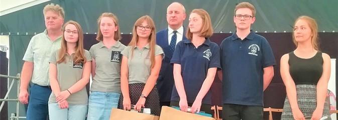 Zespół Szkół Technicznych bezkonkurencyjny podczas festiwalu zawodów w Koszęcinie - Serwis informacyjny z Wodzisławia Śląskiego - naszwodzislaw.com