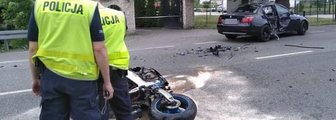 Tragiczne zdarzenie drogowe w Ochojcu - Serwis informacyjny z Wodzisławia Śląskiego - naszwodzislaw.com