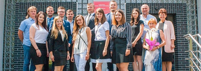Pierwsi absolwenci turystyki i rekreacji opuścili mury PWSZ - Serwis informacyjny z Wodzisławia Śląskiego - naszwodzislaw.com
