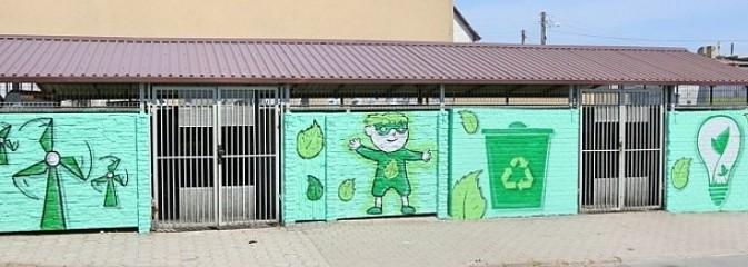 Rydułtowy to miasto, w którym króluje street art [FOTO] - Serwis informacyjny z Wodzisławia Śląskiego - naszwodzislaw.com