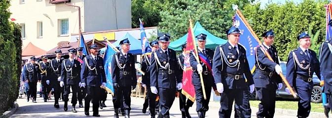OSP w Uchylsku świętowało 80-lecie [FOTO] - Serwis informacyjny z Wodzisławia Śląskiego - naszwodzislaw.com