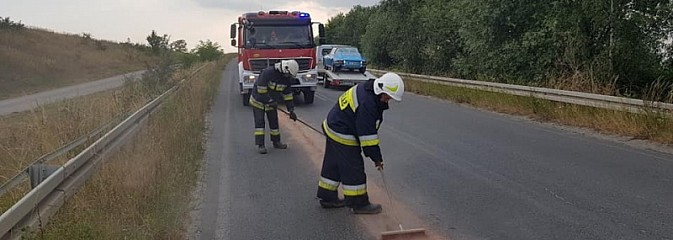 Trzy kilometry do posprzątania  - Serwis informacyjny z Wodzisławia Śląskiego - naszwodzislaw.com