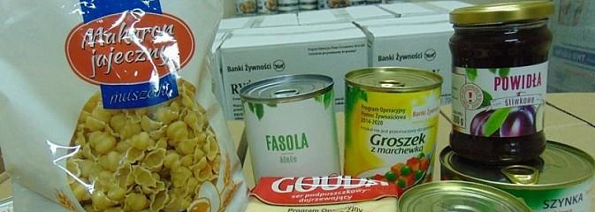 Wodzisławski MOPS wydał ponad 18 ton żywności - Serwis informacyjny z Wodzisławia Śląskiego - naszwodzislaw.com