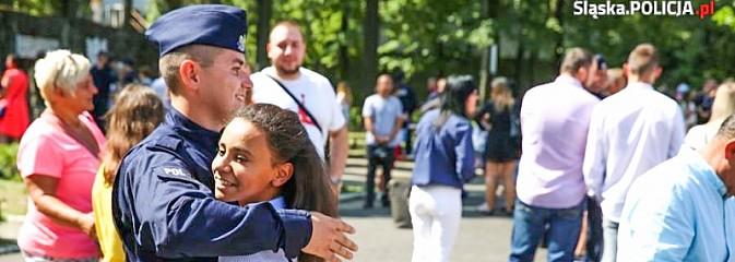 Nowi policjanci złożyli ślubowanie [FOTO] - Serwis informacyjny z Wodzisławia Śląskiego - naszwodzislaw.com