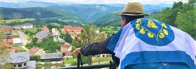 Flaga Mszany w podróży po całej Europie [FOTO] - Serwis informacyjny z Wodzisławia Śląskiego - naszwodzislaw.com