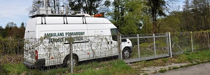 Pszów. Badanie ambulansem potwierdziło zanieczyszczenie - Serwis informacyjny z Wodzisławia Śląskiego - naszwodzislaw.com