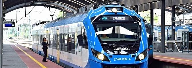 1 września wchodzi w życie korekta rozkładu jazdy na kolei  - Serwis informacyjny z Wodzisławia Śląskiego - naszwodzislaw.com