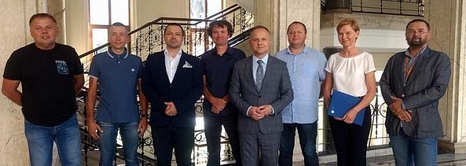 Śląska Rada Rowerowa rozpoczęła pracę - Serwis informacyjny z Wodzisławia Śląskiego - naszwodzislaw.com