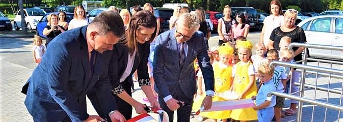 Rozbudowane przedszkole w Mszanie oficjalnie otwarte [FOTO] - Serwis informacyjny z Wodzisławia Śląskiego - naszwodzislaw.com