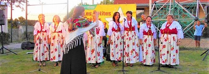 Wodzisławskie Kokoszyczanki koncertowały we Francji - Serwis informacyjny z Wodzisławia Śląskiego - naszwodzislaw.com