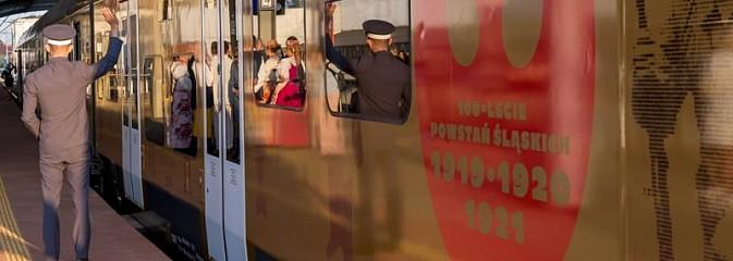 Powstaniec Śląski wyruszył w trasę [FOTO] - Serwis informacyjny z Wodzisławia Śląskiego - naszwodzislaw.com