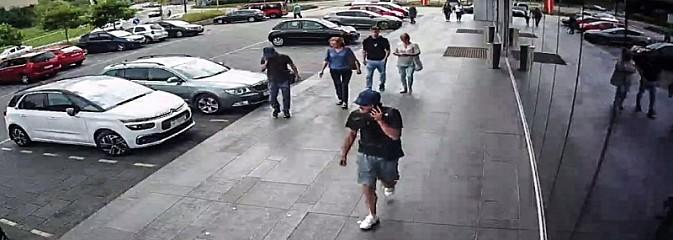 Policja w regionie szuka tego mężczyzny i jego wspólników [FOTO]  - Serwis informacyjny z Wodzisławia Śląskiego - naszwodzislaw.com