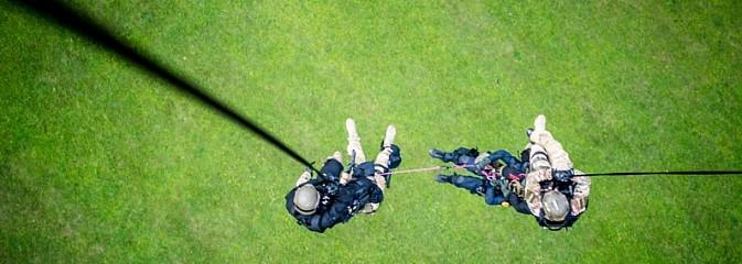 Black Hawk na ćwiczeniach śląskich antyterrorystów [FOTO I WIDEO]  - Serwis informacyjny z Wodzisławia Śląskiego - naszwodzislaw.com