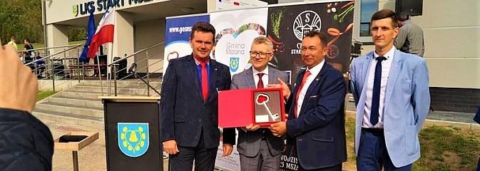 Sportowe Pożegnanie Lata połączone z otwarciem szatni w Mszanie [FOTO] - Serwis informacyjny z Wodzisławia Śląskiego - naszwodzislaw.com