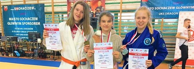 Sześć medali Mistrzostw Polski Jiu Jitsu dla Octagon Team Junior - Serwis informacyjny z Wodzisławia Śląskiego - naszwodzislaw.com