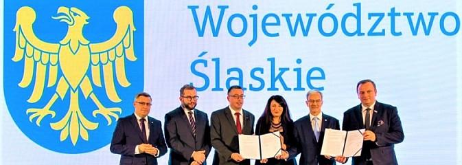 Podpisano umowę i porozumienie na transport niskoemisyjny - Serwis informacyjny z Wodzisławia Śląskiego - naszwodzislaw.com
