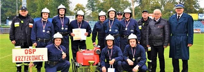 Sportowo-pożarnicza rywalizacja strażaków OSP [FOTO] - Serwis informacyjny z Wodzisławia Śląskiego - naszwodzislaw.com