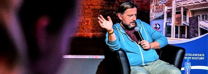 Coolturalny gość WCK opowiadał o edukacji przez teatr - Serwis informacyjny z Wodzisławia Śląskiego - naszwodzislaw.com