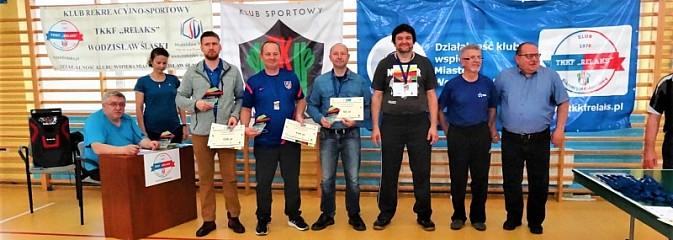 XXIX Grand Prix w tenisie stołowym za nami - Serwis informacyjny z Wodzisławia Śląskiego - naszwodzislaw.com