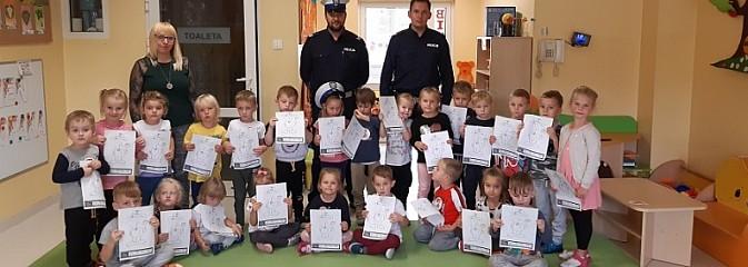 W przedszkolu Wesoły Dzwoneczek w Mszanie stawiają na bezpieczeństwo - Serwis informacyjny z Wodzisławia Śląskiego - naszwodzislaw.com