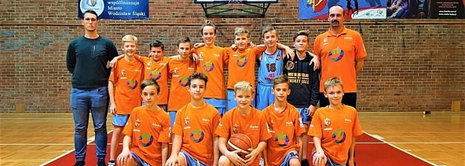 Koszykówka U13M. MKS Wodzisław minimalnie lepszy od MCKS Czeladź - Serwis informacyjny z Wodzisławia Śląskiego - naszwodzislaw.com