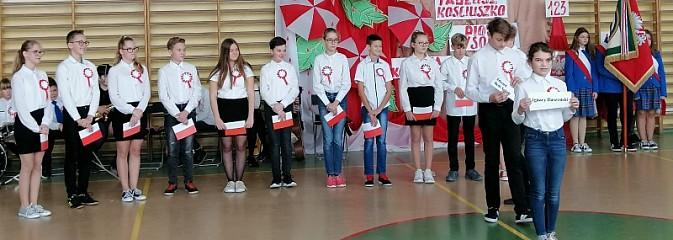 Święto Niepodległości w ZSP 1 - Serwis informacyjny z Wodzisławia Śląskiego - naszwodzislaw.com
