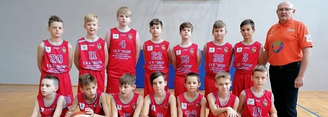 Najmłodsi koszykarze z Wodzisławia na swym pierwszym turnieju - Serwis informacyjny z Wodzisławia Śląskiego - naszwodzislaw.com