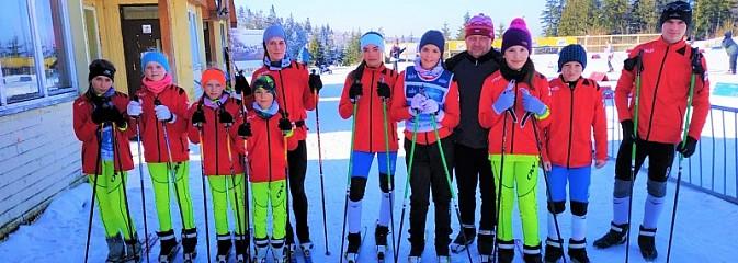 Biegi narciarskie. Kolejne sukcesy wodzisławian - Serwis informacyjny z Wodzisławia Śląskiego - naszwodzislaw.com