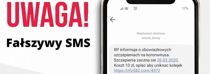 Uwaga ostrzeżenie! Nie klikajcie w ten link  - Serwis informacyjny z Wodzisławia Śląskiego - naszwodzislaw.com