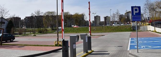 Rogatki na parkingach Centrum Przesiadkowego podniesione - Serwis informacyjny z Wodzisławia Śląskiego - naszwodzislaw.com