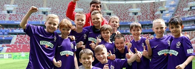 Tymbark sponsorem głównym turnieju Z podwórka na stadion przez kolejne cztery lata - Serwis informacyjny z Wodzisławia Śląskiego - naszwodzislaw.com