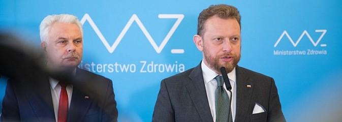 Rzecznik MZ: przygotowujemy odpowiedź na list dyrektorów szpitali jednoimiennych  - Serwis informacyjny z Wodzisławia Śląskiego - naszwodzislaw.com