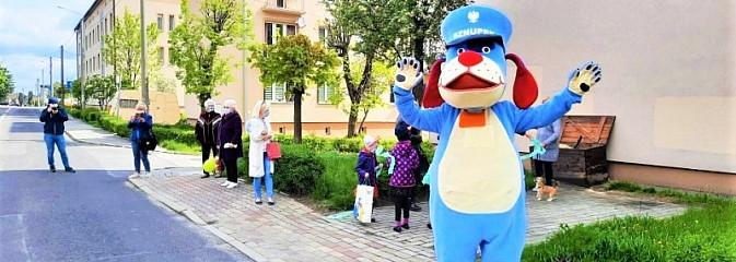 Urodzinowa niespodzianka dla 4-latka z Radlina - Serwis informacyjny z Wodzisławia Śląskiego - naszwodzislaw.com