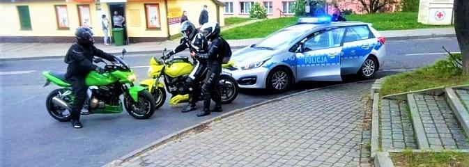 Grupa motocyklistów zapobiegła tragedii - Serwis informacyjny z Wodzisławia Śląskiego - naszwodzislaw.com