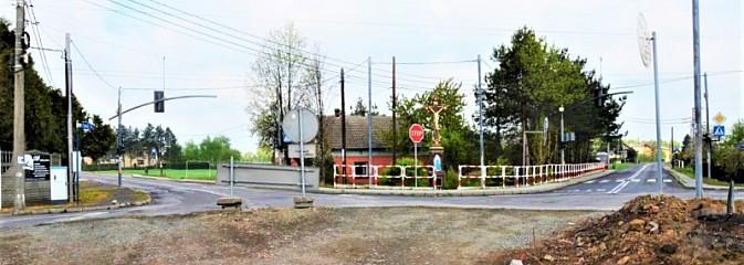14 lipca rusza przebudowa skrzyżowania pięciu dróg w Wodzisławiu Ślaskim - Serwis informacyjny z Wodzisławia Śląskiego - naszwodzislaw.com