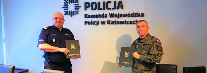 Śląscy terytorialsi będą współpracować z policją - Serwis informacyjny z Wodzisławia Śląskiego - naszwodzislaw.com