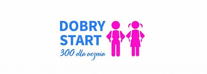 Kolejna edycja Programu Dobry Start - Serwis informacyjny z Wodzisławia Śląskiego - naszwodzislaw.com