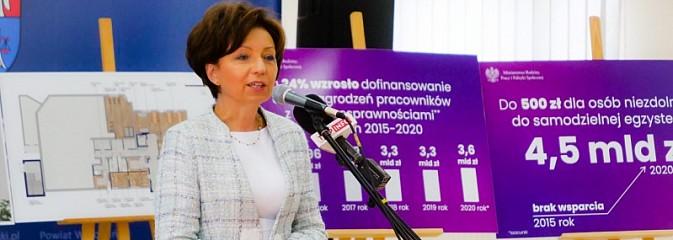 Co dalej z zasiłkiem opiekuńczym? Jest stanowisko ministerstwa - Serwis informacyjny z Wodzisławia Śląskiego - naszwodzislaw.com