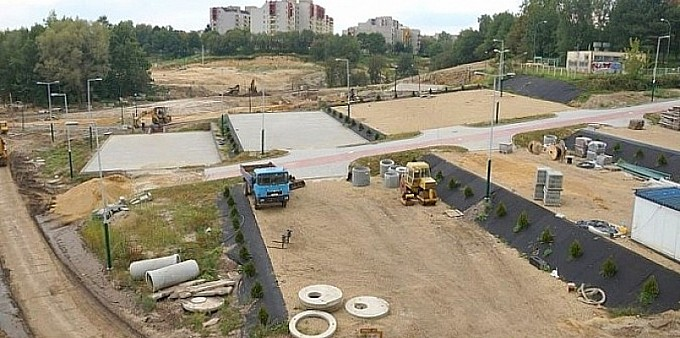 Budowa Rodzinnego Parku Rozrywki