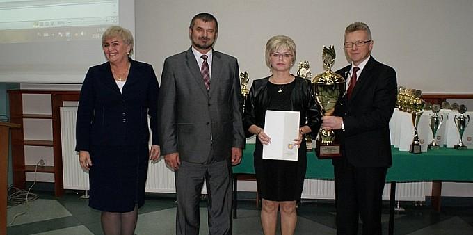 Mszana otrzymała nagrodę