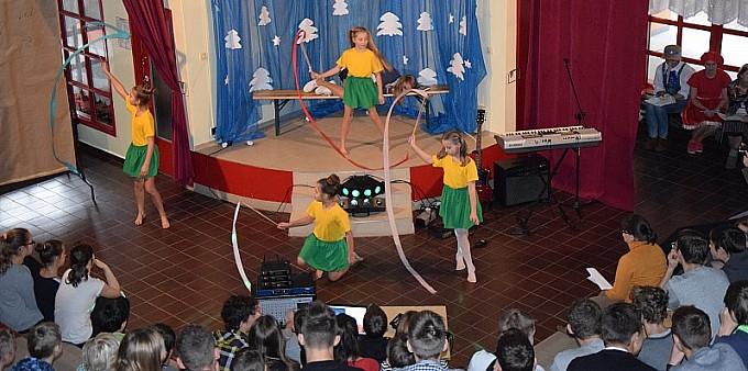 G3: pedagodzy zagrali w przedstawieniu