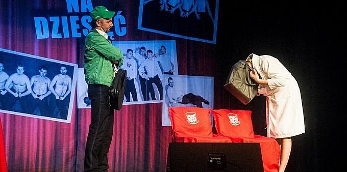 Kabaret Młodych Panów w Rydułtowach
