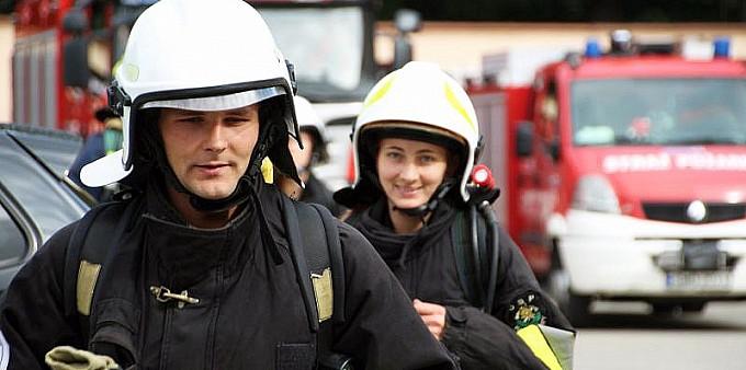 Przeprowadzono kurs dla strażaków z OSP