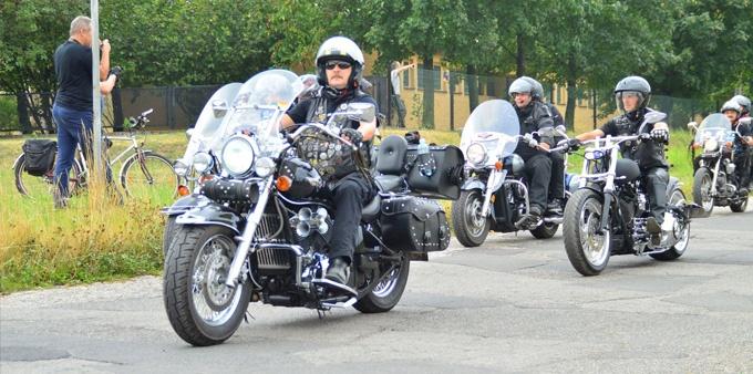 Pszów: V jubileuszowy zlot motocyklowy