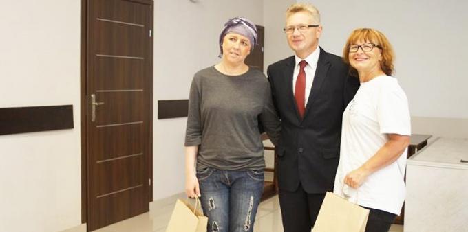 Uczestniczki OnkoRejsu odwiedziły Mszanę