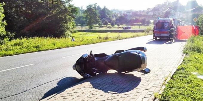 Tragiczny wypadek w Marklowicach