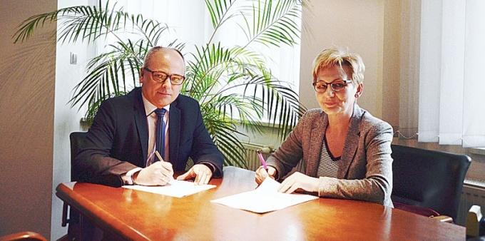 Umowa na remont Radlińskiej podpisana