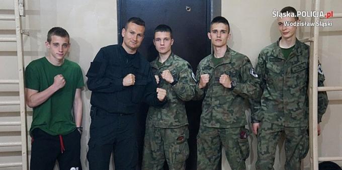 Konkurs klas mundurowych