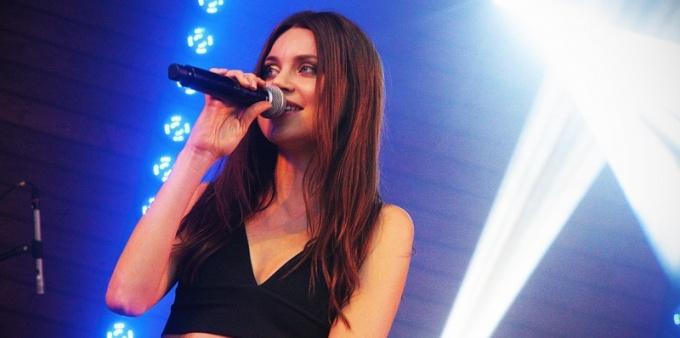 Monika Lewczuk zaśpiewała w Godowie